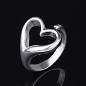 指輪 結婚式 / パーティー / 日常 / カジュアル ジュエリー 銀メッキ 女性 関節リング 1個,調整可