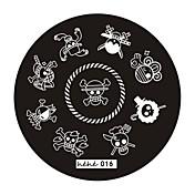 Dedo - Punk - Otras Decoraciones - Metal 6*6*0.5 - ( cm )