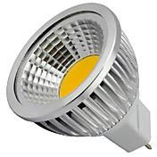 4w mr16 400lm暖かく/冷たい白色光ledコブスポットライト(12v)