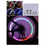 自転車用ライト LED - サイクリング AG10 90 ルーメン バッテリー サイクリング / 運転 / バイク用-照明