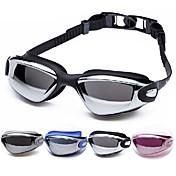 Made In China Plavecké brýle Dámské / Pánské / Děti / Unisex Proti zamlžování / Voděodolný / Nastavitelná velikost Acetátová vlákna Akryl