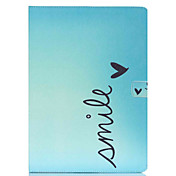 プロiPad用の特別なデザインノベルティフォリオケースPUレザー色の描画やパターンホルスター