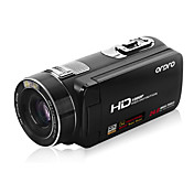 "ordro®HDV-Z80 1080デジタルビデオカメラ/ 120xのデジタルズーム&光学10倍ズーム/ 3 ""タッチTFTスクリーン"
