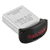 sandisk 32gb USB unidad 3.0 de flash de ultra ajuste (sdcz43-032g-gam46)