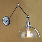 AC 100-240 40 E26/E27 現代風 電気めっき 特徴 for 電球は含まれています,アンビエントライト スイングアームライト ウォールライト