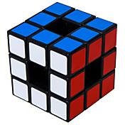 LanLan® Hladký Speed Cube Alien Rychlost Magické kostky Black Fade ABS