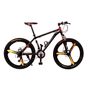 Bicicleta de Montaña Ciclismo 21 Velocidad 26 pulgadas/700CC Unisex / Hombre / De las mujeres Doble Disco de Freno Horquilla de suspención