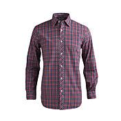 JamesEarl 男性 シャツカラー ロング シャツ&ブラウス シルバー - MB1XC000501