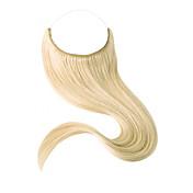 16-22 pulgadas remy el pelo humano 100% ocultó la extensión hecha a mano 80gram del pelo humano del alambre invisible (anchura de los