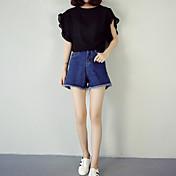 婦人向け ストリートファッション スポーツ パンツ,その他 伸縮性なし