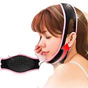 Cara Soporta Cepillo Limpiador Facial Shiatsu Hacer cara más delgada Dinámica Ajustable Color Mezclado
