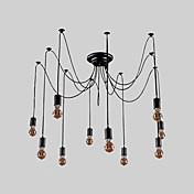 シャンデリア ,  ビンテージ ペインティング 特徴 for LED メタル リビングルーム ベッドルーム ダイニングルーム キッチン 研究室/オフィス