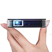 DLP FWVGA (854x480) Proyector,LED 80 Mini Portable HD Android Wireless DLP Proyector