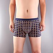 ropa interior de algodón de salud de 4 colores de los nuevos hombres de la moda