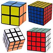 Cubo de rubik Shengshou Cubo velocidad suave 2*2*2 4*4*4 5*5*5 Velocidad Nivel profesional Cubos Mágicos