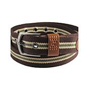 Hombre Tejido Oxford Cinturón de Cintura Vintage / Casual Todas las Temporadas