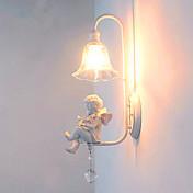 la americana sencilla lámpara de cabecera europeo sala de estilo de vida balcón del dormitorio ángel pared del pasillo creativa moderna