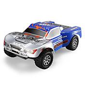 WL Toys A969-B バギー 1:18 ブラシ電気 RCカー 70 2.4G 組立て済み リモートコントロールカー リモコン/トランスミッター USB ケーブル 取扱説明書 ドライバー Battery Charger 車用電池