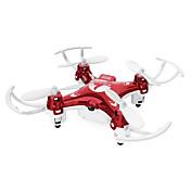 Dron FQ777 951W 4 Canales 6 Ejes Con la cámara de 0,3 MP HD Iluminación LED Modo De Control Directo Vuelo Invertido De 360 Grados Al