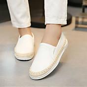 MujerOthers-Zapatillas de deporte-Exterior-Semicuero-Negro / Blanco