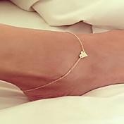Žene Kratka čarapa/Narukvice Legura Ljubav Simple Style Moda Europska Ručno izrađen Jewelry Za Vjenčanje