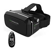vr Virtualna stvarnost 3D naočale slušalice glavu montirati 3D za 3.5-6.0 inča telefon + bluetooth daljinski upravljač