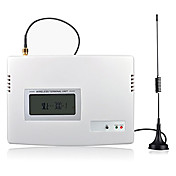 315mhz teclado inalámbrico 315mhz gsm código fijo de sistemas de alarma para el hogar