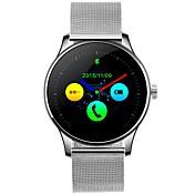 リアルタイムのステップバイステップのBluetooth腕時計を監視k88hスマート腕時計心拍数モニター睡眠