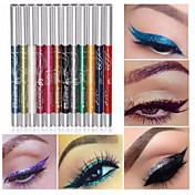 12色は、プロのアイシャドウリップライナー眉毛グリッターアイシャドウアイライナーペンシルペン化粧品メイクアップセットキットツールを作ります