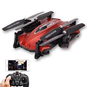 Dron Skytech TK110HW 4 Canales 6 Ejes Con Cámara 720P HD FPV Iluminación LED Retorno Con Un Botón Auto-Despegue A Prueba De Fallos Modo