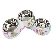 Mačka Pas Zdjele i boce s vodom Ljubimci Zdjele & Hranjenje Vodootporno