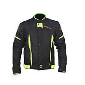 a favor de la chaqueta de motorista jk-37 de la motocicleta de carreras de motocross capa reflectante de seguridad ropa deportiva ropa de