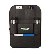 asiento del organizador del coche de alta calidad de múltiples mantas universales bolsillo del asiento de aislamiento automóvil vuelve