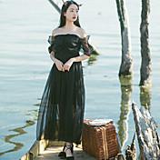 # 8339 precio de no menos de 99 yuanes lugar verdadero disparo vestido elegante