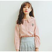 サインmgj17年春物衬衫系列花朵领可爱衬衣女货货货