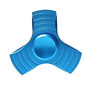 Fidget spinner juguete de aleación de titanio rodamiento de cerámica girando el tiempo de alta velocidad