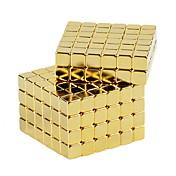 Juguetes Magnéticos 64 Piezas 5 MM Alivia el Estrés Juguetes Magnéticos Cubos Mágicos Juguetes ejecutivos rompecabezas del cubo Para