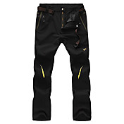 Hombre Pantalones para senderismo Impermeable Mantiene abrigado Secado rápido Resistente al Viento Transpirable Materiales Ligeros