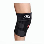 膝用サポーター のために 登山 サイクリング/自転車 ランニング ユニセックス 左または右膝に適合 伸縮性 保護 プロフェッショナル スポーツ アウトドア キャンピング&ハイキング ナイロン 1pcs
