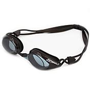 Gafas de natación Gel de Sílice PC Rosado Gris Claro Plateado Gris Claro Verde Claro Rosado claro Azul claro