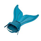 シュノーケル用具セット ダイビングフィン ダイビング&シュノーケリング 水泳 シリコーン