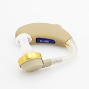 axón V - 185 BTE amplificador de volumen ajustable de mejora de sonido audífono inalámbrico