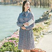 el precio no sea inferior a 75 yuanes lugar real de un disparo en un bonito vestido