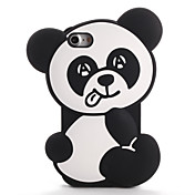 Para Carcasa Funda Diseños Cubierta Trasera Funda Dibujo 3D Suave Silicona para AppleiPhone 7 Plus iPhone 7 iPhone 6s Plus iPhone 6 Plus