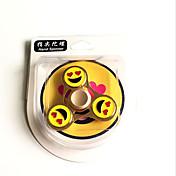 Fidget spinners Hilandero de mano Juguetes Tri-Spinner Metal EDC Alivio del estrés y la ansiedad Juguetes de oficina Por matar el tiempo