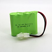 Ni-mh baterija aa 1800mah 4.8v