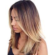 100グラム/ PCの体の波人間の髪10-18インチombreブラウンブロンド人間の髪の織り