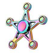 Ručni Spinner Igračke za kućne ljubimce Igračke za kućne ljubimce Aluminij EDC Stres i anksioznost reljef Fusion BeybladeZabava na