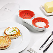 1枚 DIYの金型 Other For 卵のための プラスチック 高品質 多機能 クリエイティブキッチンガジェット