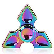ハンドスピナー おもちゃ 三角形 メタル EDC フォーカス玩具 ADD、ADHD、不安、自閉症を和らげる ストレスや不安の救済 オフィスデスクのおもちゃ キリングタイム アイデアおもちゃ